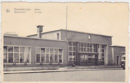 Grammont La Gare Geraardsbergen Station - Belgien