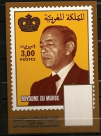 Carte Postale Maroc 1985 N° 939 ** La Marche Verte, Courant, Roi, Hassan II, Anniversaire, Mauritanie, Sahara Occidental - Marokko (1956-...)