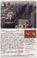 Argentina 2004 Postcard Buenos Aires - Avenida 9 De Julio - Argentina
