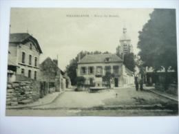 VILLEBLEVIN-  PLACE DU BASSIN - Francia