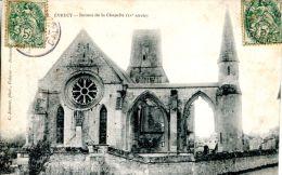 N°34577 -cpa Evrecy -ruines De La Chapelle- - Altri Comuni