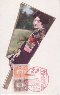 Magnifique Carte // RARE // Japan 1908. - Altri
