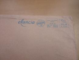 "Lettre Avec EMA ""elancia - USSAC PAYS BRIVE (19) - 1,48€"" - France"