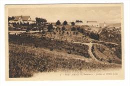 FINISTÈRE  /  PORT-MANECH  ( Commune De NEVEZ ) /  JARDINS  DE  L' HÔTEL  JULIA  ( Phare ) /  Edit.  G. ARTAUD  N° 4 - Unclassified