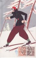 Magnifique Carte // RARE // Japan.   Année 07-11-1924 - Altri