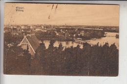 RU - RUSSLAND, WIBORG / VIIPURI / WEIIPURI, 1924, Eckknick - Russland