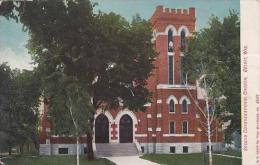 Wisconsin Beloit Second Congregational Church 1907