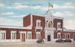 Mexico Juarez Municipal Building