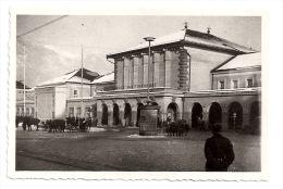 Original Foto  INNSBRUCK - Am Bahnhof -  1940er Jahre  9 X 6 Cm - Plaatsen