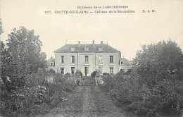 Loire Atlantique -ref A629- Haute Goulaine - Chateau De La Bourreliere  -carte Bon Etat  - - Haute-Goulaine