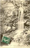 15/CPA A - Condat En Feniers - La Cascade De Cournilloux - Condat