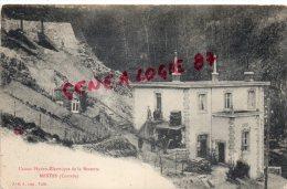 19 -  MESTES - USINES HYDRO ELECTRIQUE DE LA BESSETTE - IMPRIMERIE J.B. J  TULLE - Frankreich