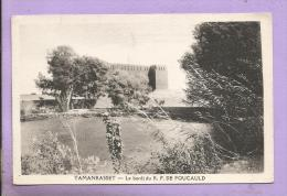 ALGERIE - TAMANRASSET - Le Bordj Du R. P. DE FOUCAULD - Algeria