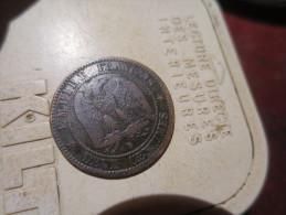 FRANCE - 2 CentImes 1856 B -TB VOIR PHOTOS - France