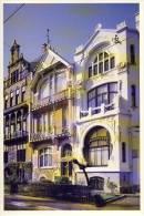 Antwerpen Wijk Zurenborg Villas De Zonnebloem De Tulp Het Klaverblad - Antwerpen