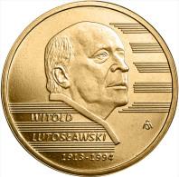 "POLONIA 2 ZLOTES 2.013 2013 Nordic Gold/Oro Nórdico ""WITOLD LUTOSLAWSTI"" T-DL-10.564 - Polonia"
