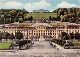 ZS41774 Schonbrunn Parkanlage Mit Gloriette   Wien    2 Scans - Château De Schönbrunn