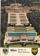 ZS41787 Schloss Schonbrunn   Wien    2 Scans - Château De Schönbrunn