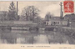 27 - Louviers - Le Pont Des Remparts (animée) - Louviers