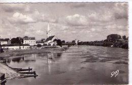 Chalonnes-sur-Loire..l'Eglise St-Maurille..le Pont..pêcheurs - Chalonnes Sur Loire