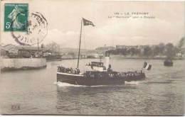 """LE TRÉPORT - Le """"Mercure"""" Part à Dieppe - Le Treport"""
