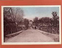 58) TOURY-LURCY / Pont De L'Abron Et L'entrée Du Bourg -carte Animée  Cpa  Année 1961 Edit Combier C I M - Altri Comuni