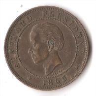 HAITI  20 CENTS   1863 - Haïti