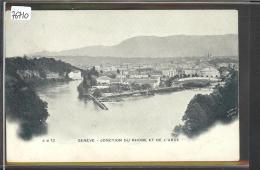 GENEVE - LA JONCTION - TB - GE Genève