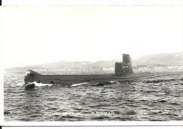 REQUIN S634 Sous-marin Photo Marius Bar TBE - Submarinos