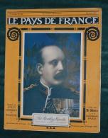 Le Pays De France N° 140, 21 Juin 1917, Sir Stanley Maude, Armée De Mésopotamie, Guerre De 1914 - 1918, Militaria - 1914-18