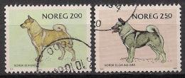 Norwegen  (1983)  Mi.Nr. 878 + 879  Gest. / Used  (cc175) - Norwegen
