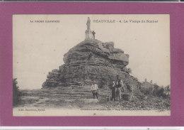 26.-  REAUVILLE .- La Vierge Du Rocher - Otros Municipios