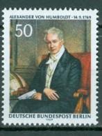 BERLIN - Mi-Nr. 346 Alexander Freiherr Von Humboldt Postfrisch - Ungebraucht