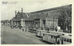 Mechelen - Statie - Tramways - Malines