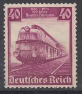 DR Minr.583 Postfrisch Geprüft - Deutschland