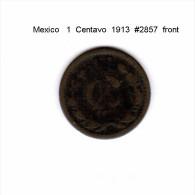 MEXICO    1  CENTAVO  1913  (KM # 415) - Mexico