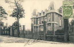 Poperinge - Kasteel Dhondt - 190?( verso zien )