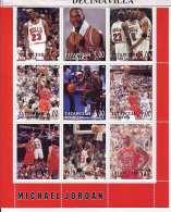 TAT01, BASKET, NBA, MICHAEL JORDAN - Chicago Bulls