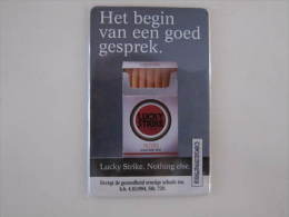 Joint Issued With Germany, Lucky Strike,mint - Netherlands