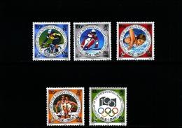ISLE OF MAN - 1994  INTERNATIONAL OLYMPIC COMMITTEE  SET  MINT NH - Isola Di Man