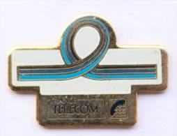 Pin's FRANCE TELECOM - Le Noeud -  C899 - France Telecom