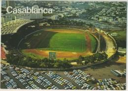 Casablanca Vue Aérienne Sur Le Stade D´ Honneur  BE - Casablanca
