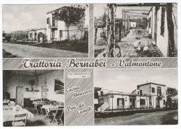 Cartolina Non  Viaggiata Valmontone Trattoria Bernabei (AB602) - Altre Città