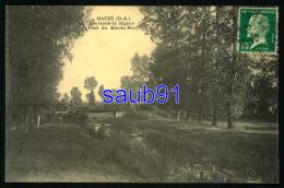 Mauzé Sur Le Mignon  - Les Bords Du Mignon - Pont Du Moulin Neuf -  Excellent état  - Réf: 29130 - Mauze Sur Le Mignon