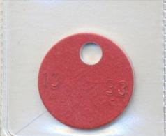 Nederland - Leiden 1993  - Hundemarke - Dog Tax Tag- Médaille De Chien - Hondenpenning - Unclassified