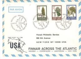 Carta De Finlandia 1969 - Storia Postale