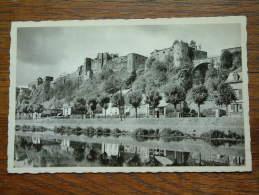 Bouillon Sur Semois / Le Château Et La Semois N° 112 - Anno 1949 ( Zie Foto Voor Details ) !! - Bouillon