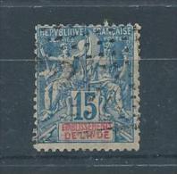 INDE   N° 6 Oblitéré T.B. - India (1892-1954)