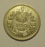 Roumanie Romania Rumänien Argent / Silver 100 Lei 1932 # 3 - Roumanie