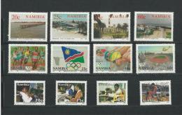 Namibie: 679/ 690 ** - Namibie (1990- ...)